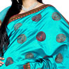 Handloom Silk Embroidery Saree